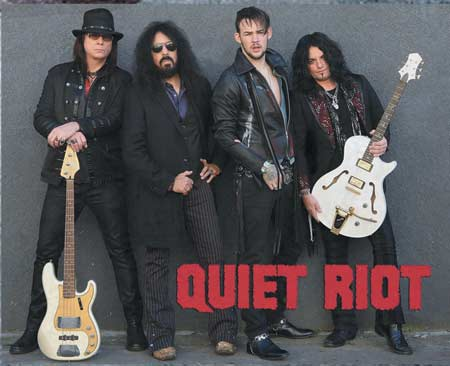 "Quiet Riot VIP~2019 Annual ""United by Sacrifice"" Concert Tickets"