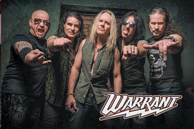 "Warrant VIP~2019 Annual ""United by Sacrifice"" Concert Tickets"
